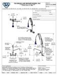 T&S B-0133-12-CRB8P Specsheet