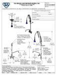 T&S B-5110-12CRB8TP Specsheet