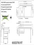 right-aligned model Specification Sheet