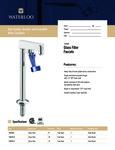 Waterloo GFN Series Specsheet