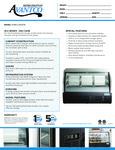 Avantco 178DLC64HCB Specsheet
