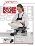 Cardinal Deteco Baker Scales