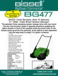 BG477 Sweeper Specsheet