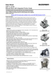 Spec Sheet Bizerba Manual, Digital Scale