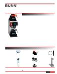 Bunn 234387000080 Axiom DV-3 Spec Sheet