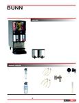 Bunn LCA-2 Liquid Coffee Dispensers