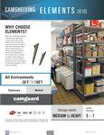Cambro Elements Spec