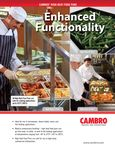 Cambro High Heat Spec Sheet