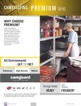 Cambro Premium Spec