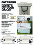 CaterGator 100 Qt. Coolers