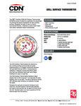 CDN GTS800X Data Sheet