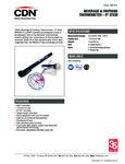 CDN IRB220-F Data Sheet