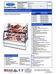 Federal CGR3660DZH Spec Sheet