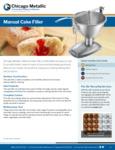 CM Cake filler Sell Sheet