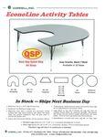 Correll Econoline Tables