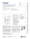 Spec Sheet