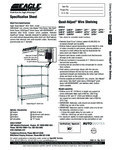 Eagle Group QA12-24, P7-86 Spec Sheet
