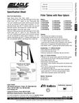 Eagle Group Equipment Filler Table STE-B