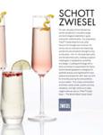 Fortessa Schott Zwiesel Tritan Crystal glassware