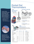 Comark T200L Frothing Thermometer Specs