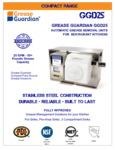 Grease Guardian GGD25 Spec Sheet