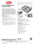 Hatco DHWBI 1-6 Specsheet