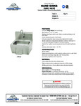 7-PS-44 - Spec Sheet