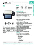 HTS scale series specs