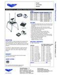 InstaCut 5.1_Manual Food Processor_Spec Sheet_Vollrath