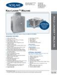 KLB66-C Kold Locker Walk-In Specsheet_Norlake