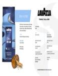 Lavazza_Dek_Decaf_Packets Spec Sheet