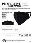 Polyester Face Masks