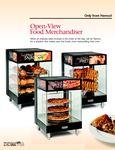Nemco Open Merchandisers