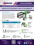 Mixer Accessories and Attachments_spec
