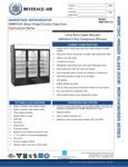 Bev Air MMR72HC Specsheet