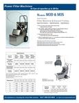 MOD/MOS Spec Sheet