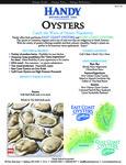 Handy Oyster Specsheet