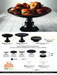 Pedestals Serveware