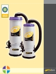 ProTeam Super CoachVac HEPA and Super QuarterVac HEPA Spec Sheet