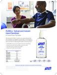 Purell 8 oz sell sheet