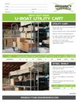 Regency U-Boat Utility Cart