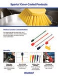 Sparta Color-Coded Cleaning Products_Specsheet_2019_Carlisle