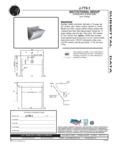 Just Manufacturing J7701 Specsheet