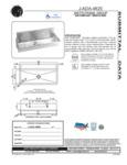 Just Manufacturing JADA4820 Specsheet