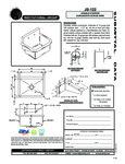Just Manufacturing JS122 Specsheet