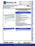 Spec Sheet for Beverage-Air SM58HC Milk Cooler