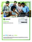 Specsheet for Lexmark B2865DW Wireless Printer