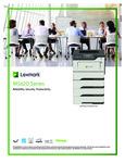 Specsheet for Lexmark MS621DN Wireless Monochrome Laser Printer