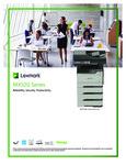 Specsheet for Lexmark MX500 Series Laser Printers