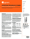 Groen (2)HY-5EF Spec Sheet